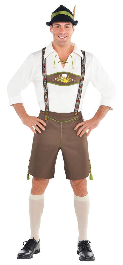 Mr Oktoberfest Costume