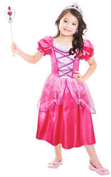 Hot Pink Princess Costume