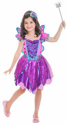 Hot Pink Fairy Costume