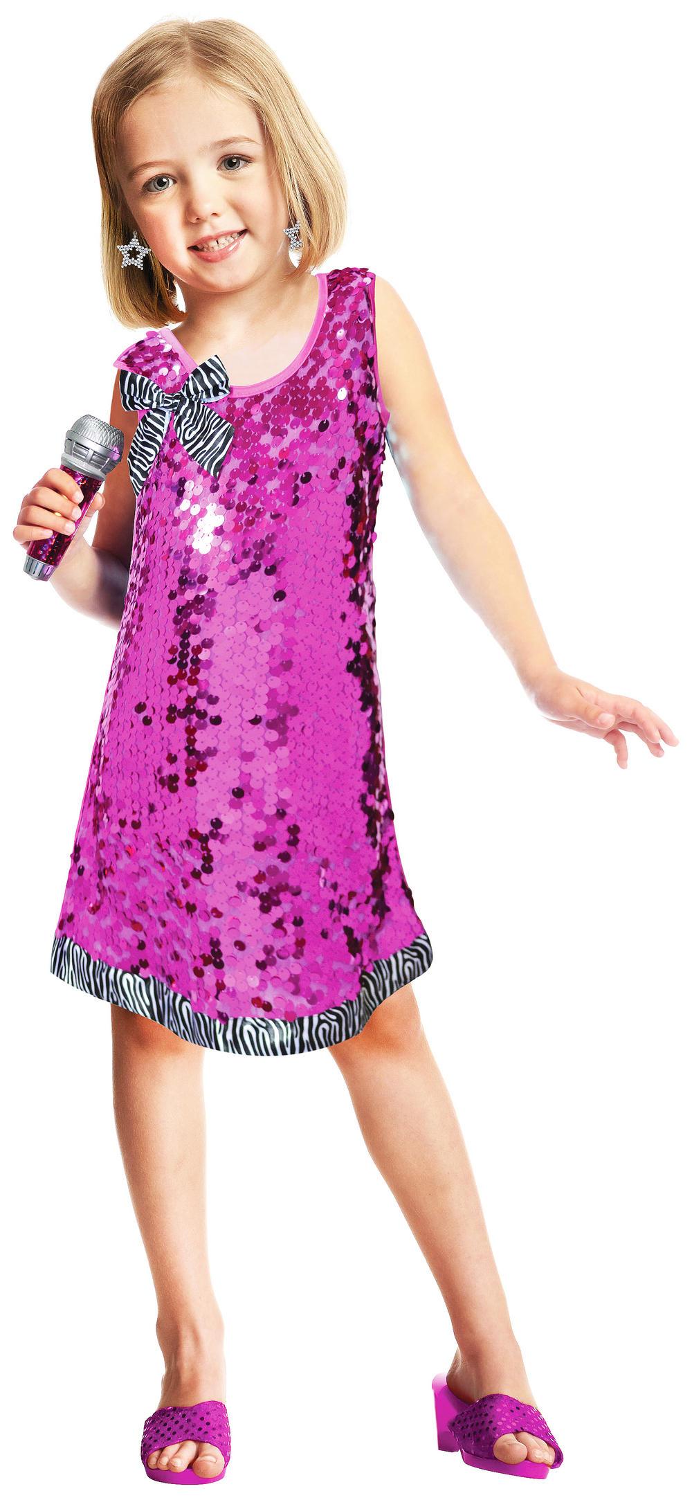 Pop Star Costume