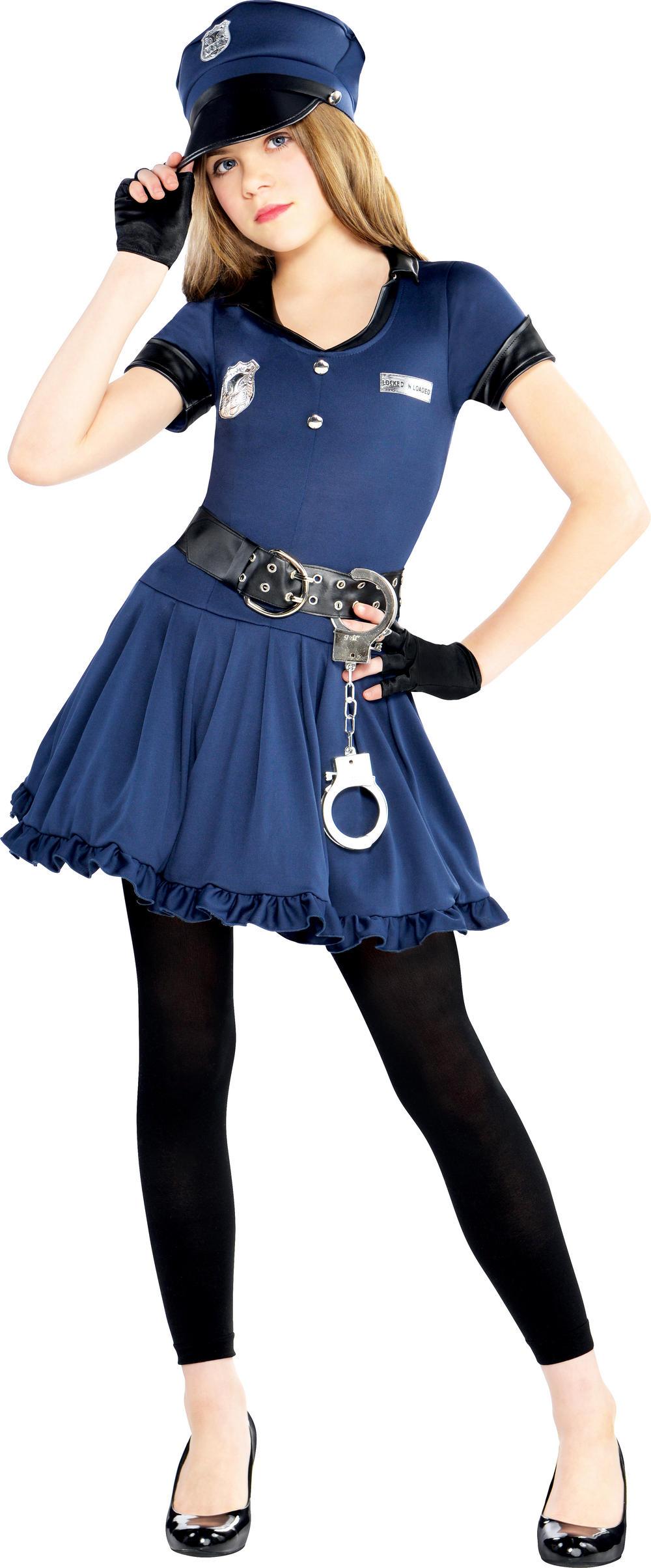 Cop Cutie Costume