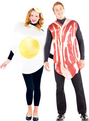Breakfast Buddies Costumes