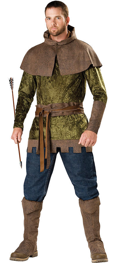 Robin Hood of Nottingham Costume