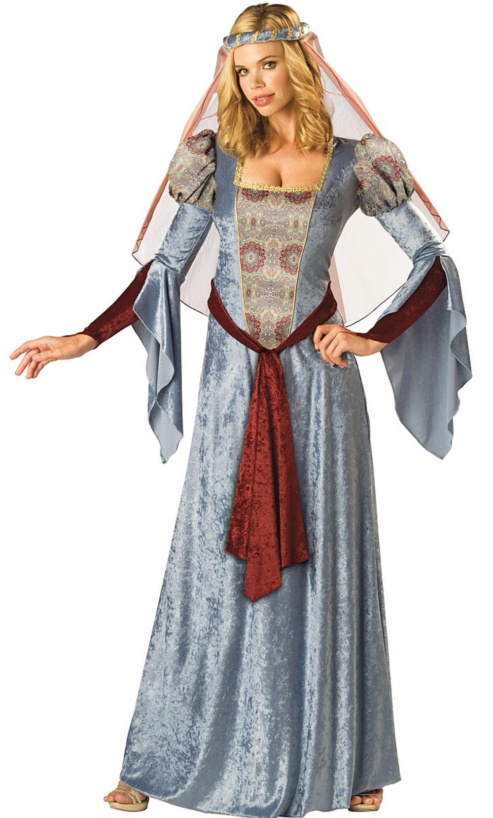Maid Marian Costume