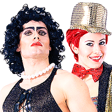 Rocky Horror Show Costumes