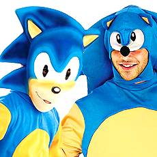 Sonic the Hedgehog Costumes