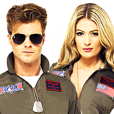 Top Gun Costumes