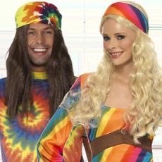 Farbenreiche Karneval Kostüme