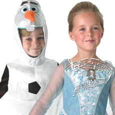 Frozen Fancy Dress