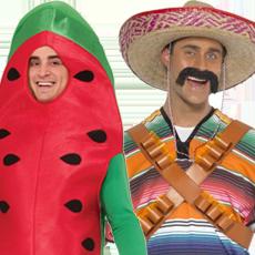 Lustige Karneval Kostüme