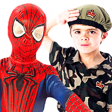 Boys Fancy Dress Costumes  sc 1 st  Mega Fancy Dress & Kids Costumes | Mega Fancy Dress
