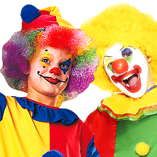 Circus & Clowns Costumes