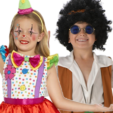 Kinder Karneval Kostüme