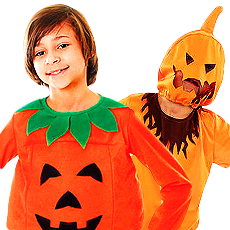 Pumpkin Costumes