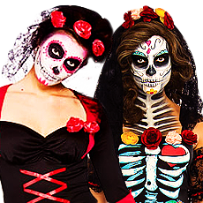 Skeleton Costumes
