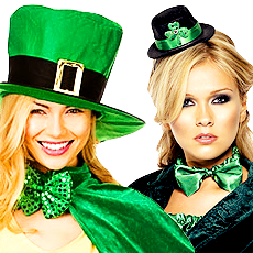 St. Patricks Day Costumes
