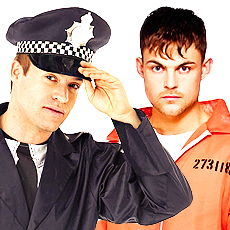 Cops & Robbers Costumes