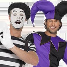 Herren Karneval Kostüme