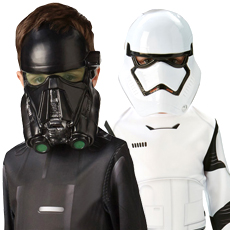 Kids Star Wars Costumes
