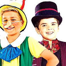 Boy's World Book Day Fancy Dress Costumes