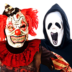 Horror Film Costumes