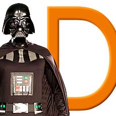 "Letter ""D"" Costumes"