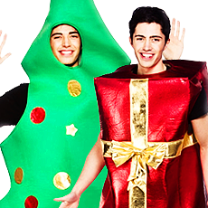 Novelty Christmas Costumes