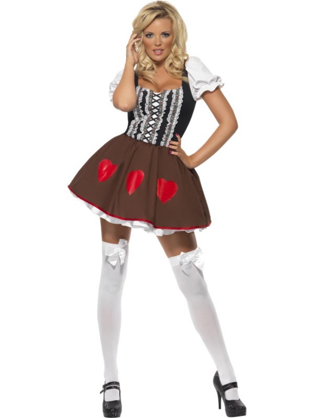 Fever Heidi Costume