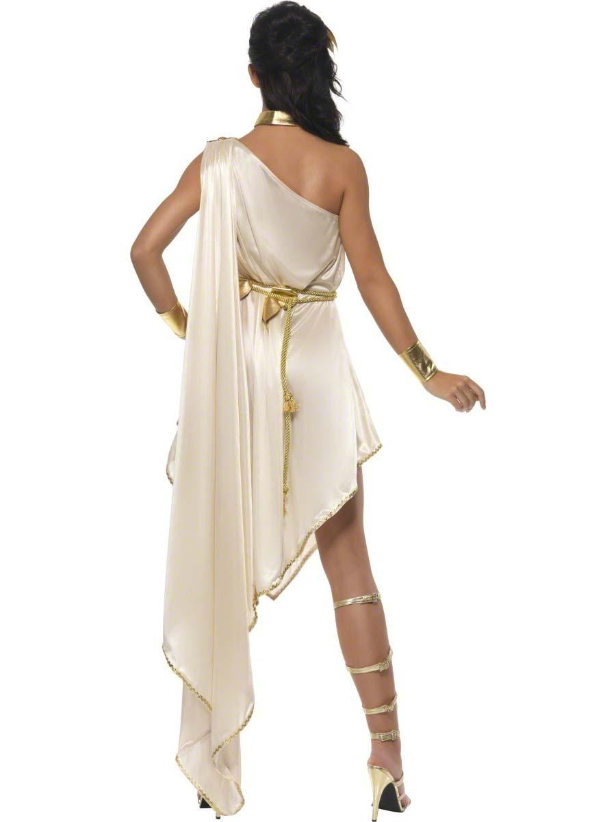 Grecian greek goddess ladies roman fancy dress womens toga costume sentinel grecian greek goddess ladies roman fancy dress womens toga costume outfit 8 16 solutioingenieria Gallery
