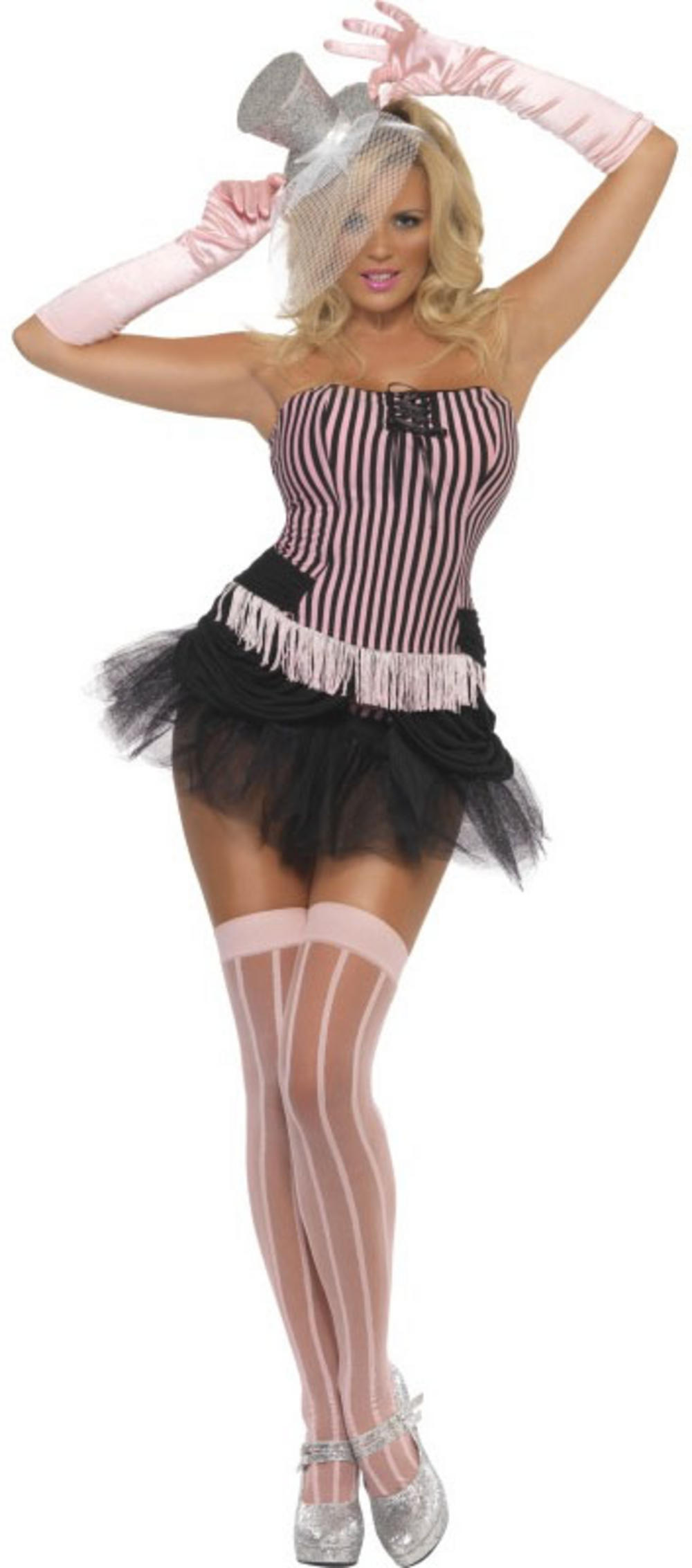 Fever Fringe Burlesque Costume