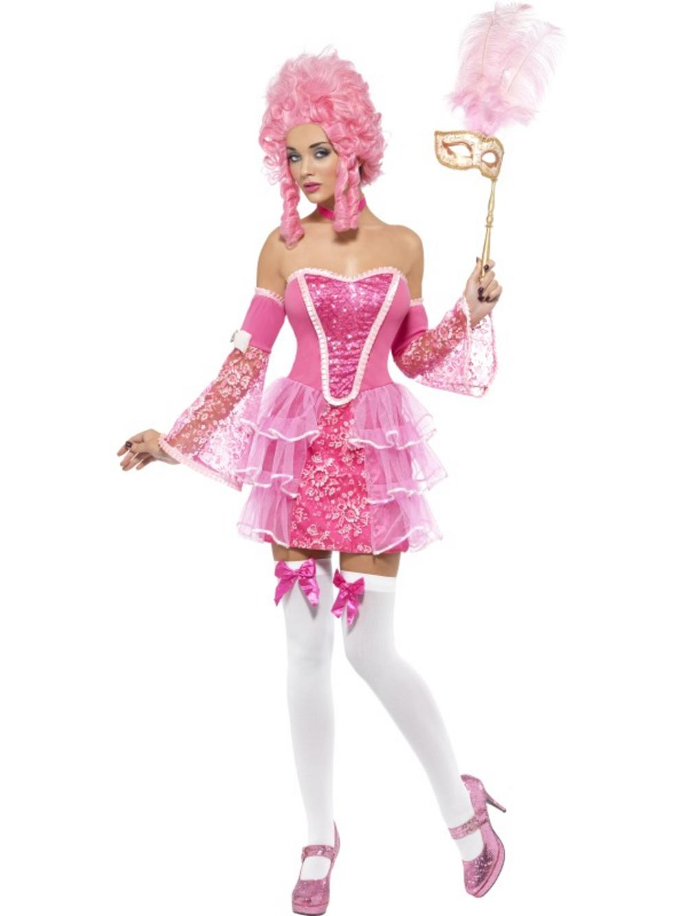 Fever Marie Antionette Sparkle Costume