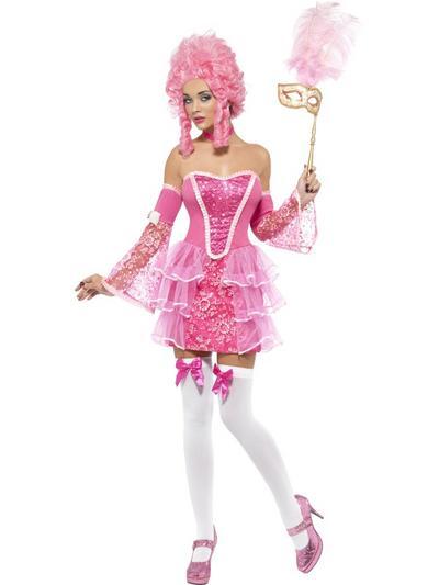 Fever Marie Antionette Sparkle Costume