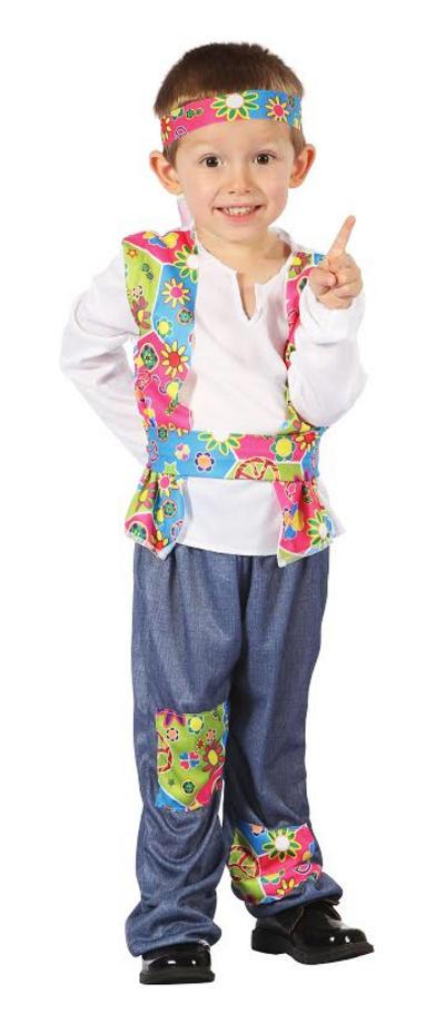 Hippy Boy Toddler Costume
