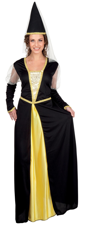 Medieval Princess Fancy Dress