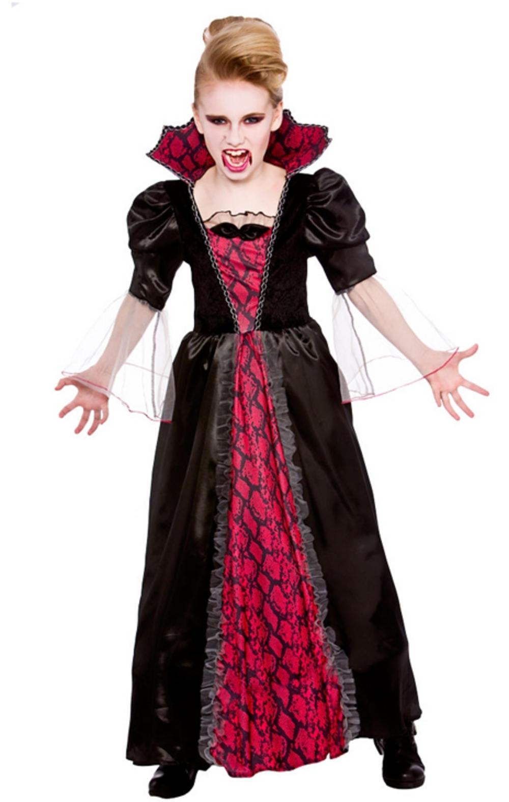 Victorian Vampire Girls Costume