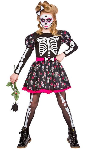 Skull Of The Dead Costume