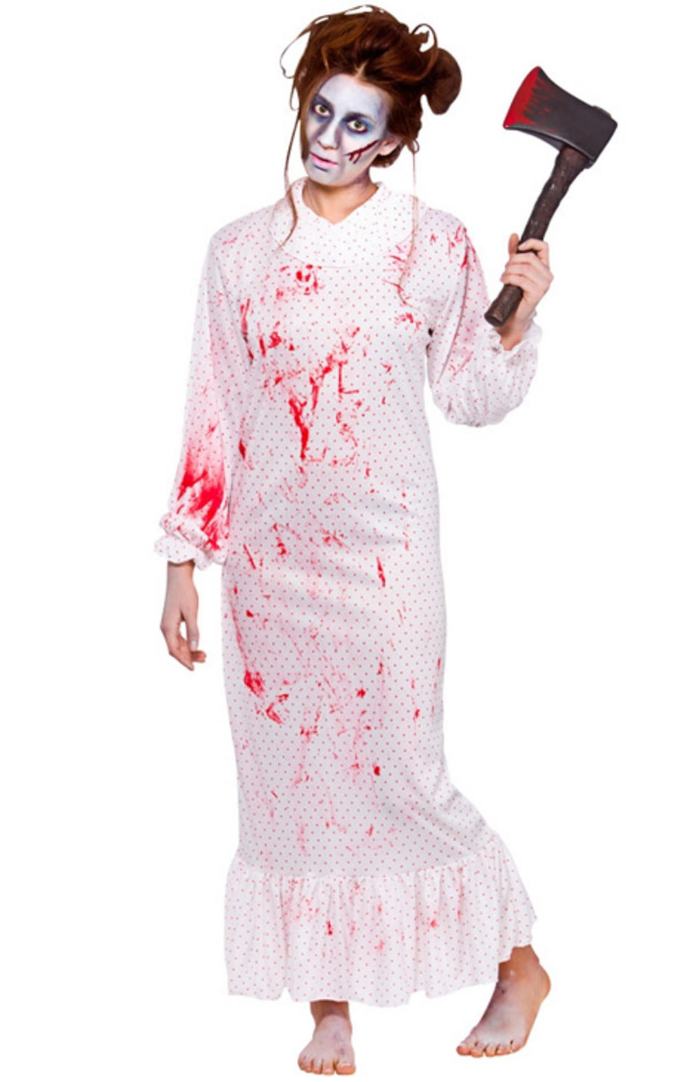 Zombie Nightmare Ladies Costume