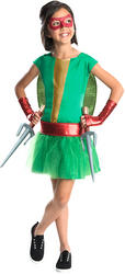 Girls Deluxe Raphael Tutu Costume
