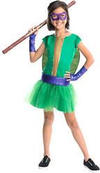 Deluxe Donatello Tutu TMNT Costume