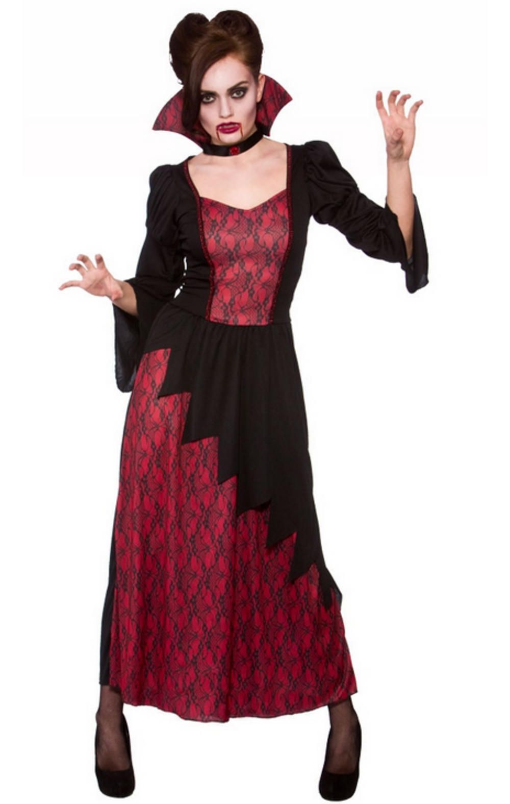 Vicious Vampires Ladies Costume