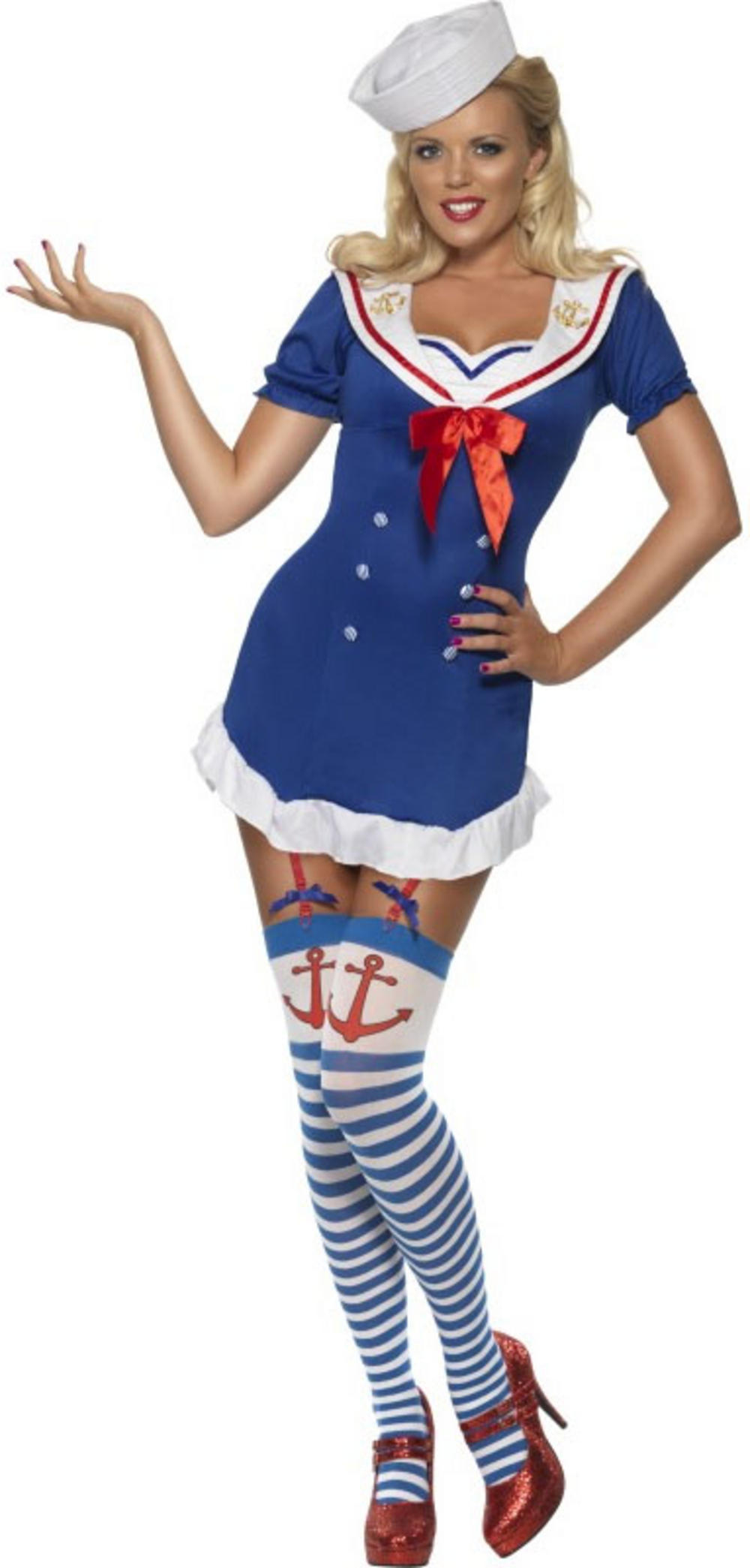 Fever Ahoy Sailor Costume
