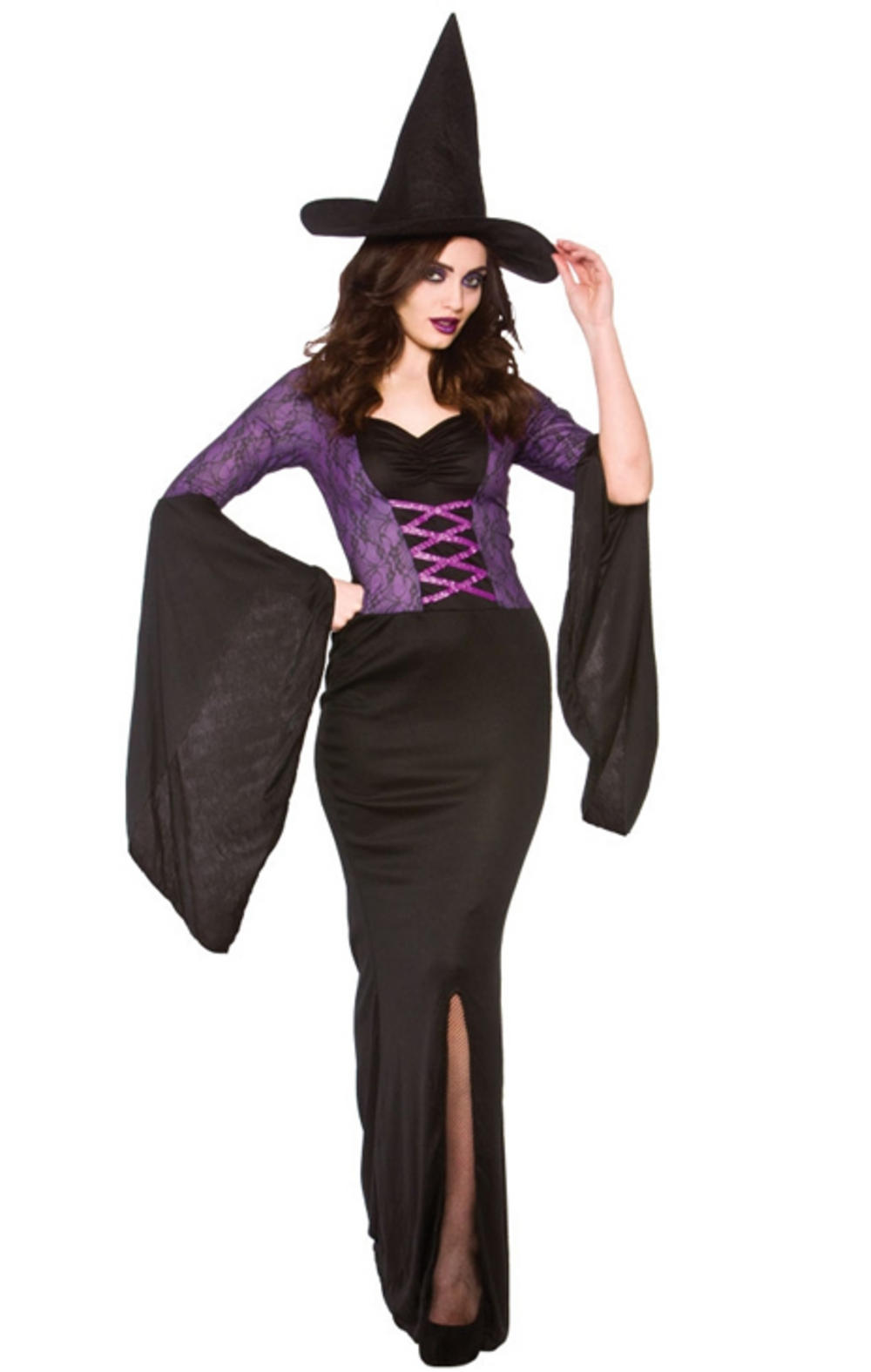 Alluring Witch Ladies Costume