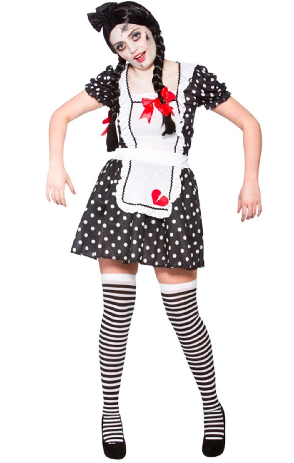 Broken Doll Ladies Halloween Costume