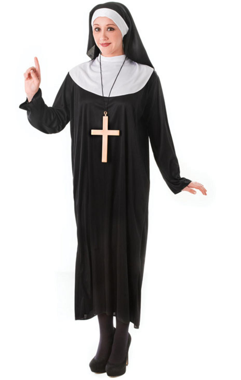 Nun Ladies Costume