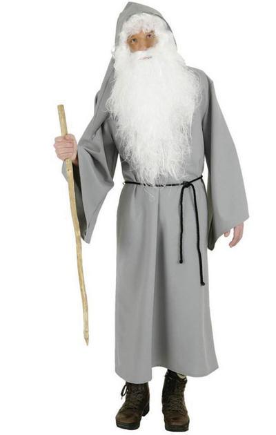 Wizard Cloak Costume