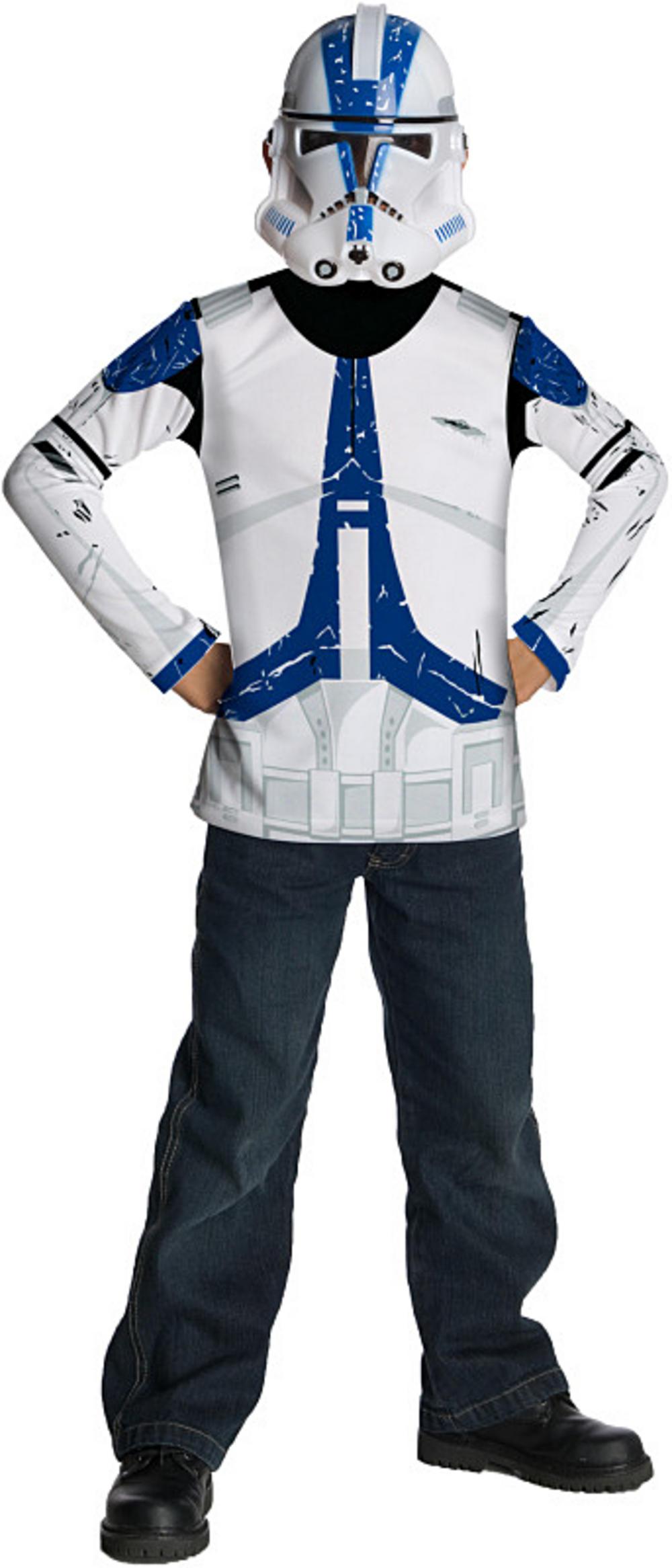 Clone Trooper Boys Costume Set