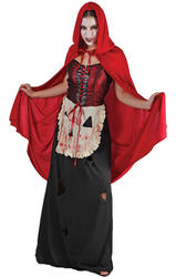 Wicked Little Red Riding Hood Costume