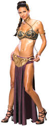 Sexy Princess Leia Slave