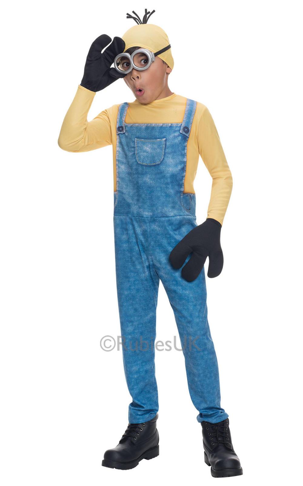 Minion Kevin Boys Costume