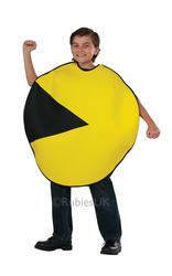 Pacman Kids Costume